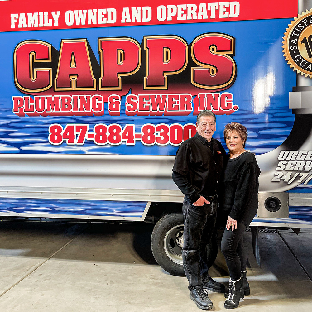 Picture of Joe and Mary Capps